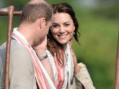 Prince William and Princess Kate Take on Indian Wilderness! Royal Couple See Wild Elephants, Baby Rhinos and More on Safari