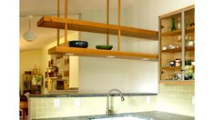 Low Shelves, Hanging Shelves, Fine Woodworking, Woodworking Projects, High End Kitchens, Thinking Outside The Box, Soapstone, Solid Oak, Bathroom Medicine Cabinet
