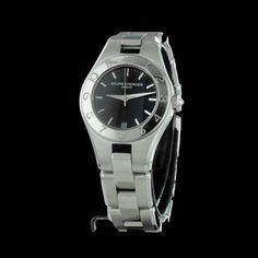 BAUME & MERCIER - Lin�a, cresus montres de luxe d'occasion, http://www.cresus.fr/montres/montre-occasion-baume_et_mercier-linea,r2,p21976.html