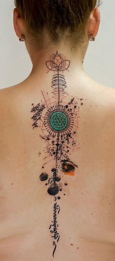 Tattoos by Mowgli