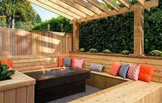 9 Best DIY - Boma & Braai Area images | Backyard patio ... on Modern Boma Ideas id=76935