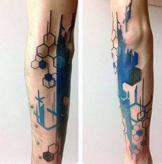 Men Forearm Tattoos