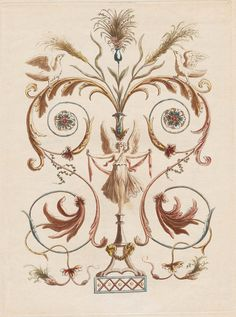 Nouvelle collection d'arabesques, 1810 c | See: bibliodyssey… | Flickr - Photo Sharing!