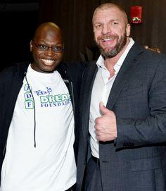 Make A Wish: Triple H grants Kijana's wish in Charlotte, NC
