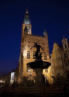 Author: Maciej Grochała | #gdansk #neptune