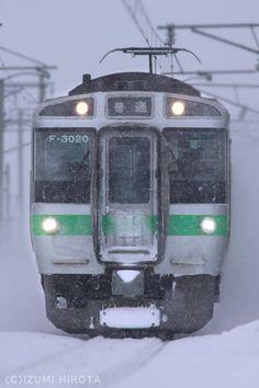 Asari,Otaru,in Hokkaido,Japan