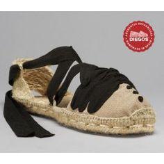 598cd6aea9c28 exclusive collection Women's Espadrilles, Canvas Leather, Black Flats,  Summer Shoes, Beach Sandals