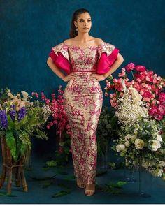 African Fashion Dresses Ankara