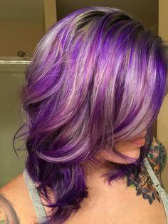 Fuck Yeah, Dyed Hair! : Photo