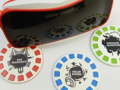 Mattel and Google's View-Master VR Headset Revealed