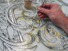 L is for Lear « David Smith – Traditional Ornamental Glass Artist