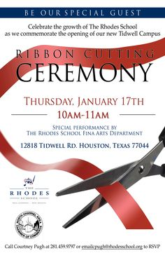 Free Ribbon Cutting Invitations | Leave a Reply Cancel reply