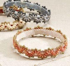 Simple to Sublime: My Favorite Seed Bead Patterns From Favorite Bead Stitches 2015 - Daily Beading Blogs - Blogs - Beading Daily
