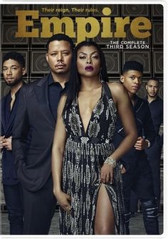 Free 2-day shipping on qualified orders over $35. Buy Empire: The Complete Third Season (DVD) at Walmart.com Kaitlin Doubleday, Empire Season 3, Fox Series, Fox Home, Jussie Smollett, Chris Rock, Free Tv Shows, Inexpensive Wedding Venues, Music Film