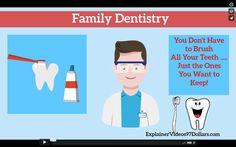 Dentist Dentistry Video Marketing Explainer Videos