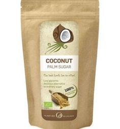 Zahar de nuca de cocos 250 g Planet Bio