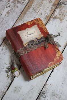 Rustic Wedding album and wedding guest book - storybook photo album - rustic Indian wedding scrapbook by LotusBluBookArt on Etsy https://www.etsy.com/listing/171677197/rustic-wedding-album-and-wedding-guest