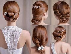 Long Bridal Hairstyles 2014 With Braids - Long Bridal Hairstyles ...