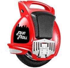 Run & Roll 2665403031  monociclo super walker  rojo