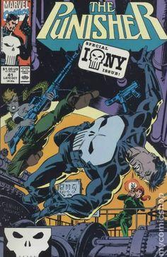 Punisher (1987 2nd Series) 41