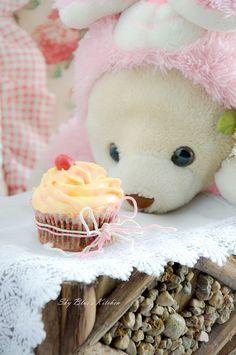 Chocolate Pumpkin Cupcakes Recipe ... :)