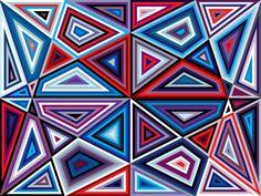 Geometry Pattern, Textile Design, Graphics, Fine Art, Deco, Illustration, Diy Ideas, Blog, Painting