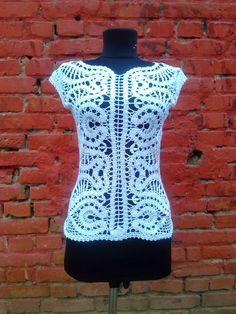 L'angelo dell'uncinetto: Maglia a Crochet Bruges