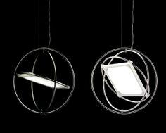 Planet lighting fixture by toshiyuki kita.