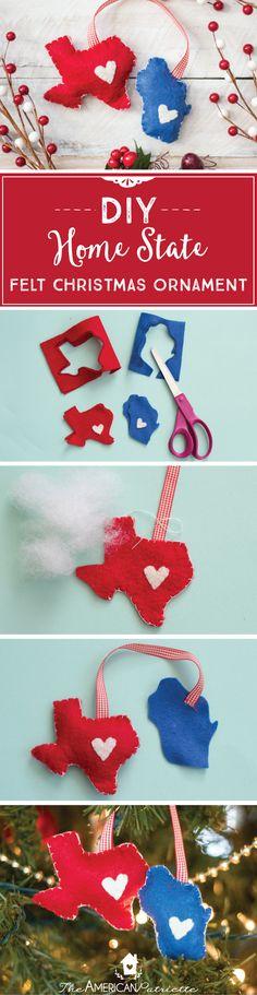 Inexpensive Homemade Christmas Gift | DIY Christmas Ornament | Sentimental Christmas Gift | Budget-Friendly Christmas Gift