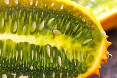 EASY TO GROW DROUGHT TOLERANT EXOTIC CUCUMBER KIWANO FRUIT 20+ FRESH SEEDS