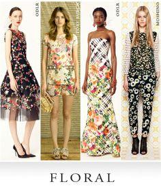 Resort 2014 Trend: Floral