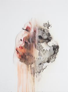 Palacios explores a range of human emotions. His powerful and modern techniques involve almost abstract brushstrokes and a strong use of color to create a feeling of decay and abandonment. Human Emotions, Art Gallery, Abstract, Modern, Inspiration, Color, Palaces, Watercolors, Summary