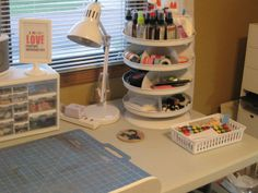 48 craft storage ideas.