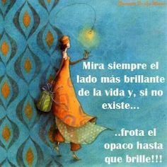 Mira siempre el lado más brillante de la vida...  http://joyerialago.com/