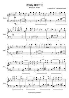 how to play kingdom hearts theme on piano