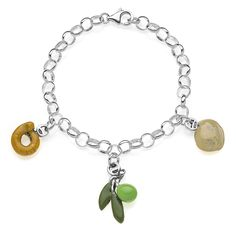 Sterling Silver Light Bracelet - Puglia - 129 Euro Free worldwide shipping over 99 Euro