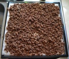 dehydrated ground beef is a great replacement for fresh. just rehydrate and use.