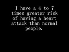 i have .....PCOS....  Don't judge someone because they may have a condition that they battle with like PCOS. I know it effects me every day.