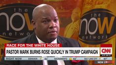 Preacher Mark Burns Storms Out of Interview After CNN Reporter Asks Him About Lies in His Biography
