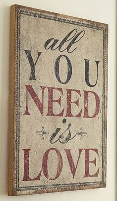 all you need is love http://rstyle.me/n/emqjknyg6