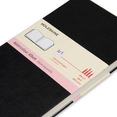 Moleskine Watercolor Notebook pris från 150 kr (inkl moms) : Moleskine : Block & Skissböcker - Köp den på Mattonbutiken / Matton AB