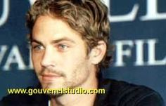 Paul doing press for The Fast & Furious in Deauville, France, 1st Sept 2001