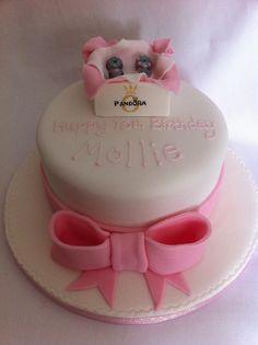 Pandora cake by Horty2009, via Flickr