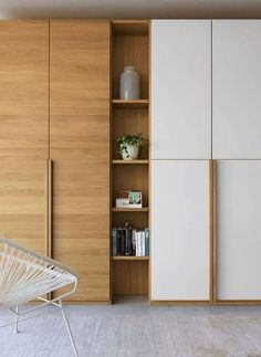 20 Elegant Wardrobe Design Ideas For Your Small Bedroom Wardrobe Door Designs, Wardrobe Design Bedroom, Bedroom Furniture Design, Home Decor Bedroom, Bedroom Curtains, Wardrobe Doors, Bedroom Modern, Master Bedroom, Contemporary Bedroom