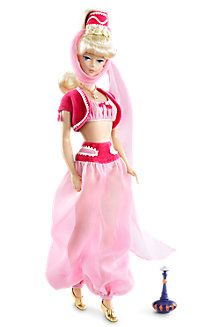 I Dream Of Jeannie™ Barbie® Doll