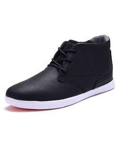 Black & White Boot