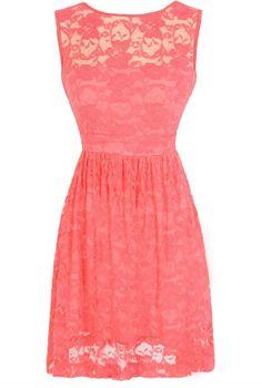 Un vestido así, que lindo