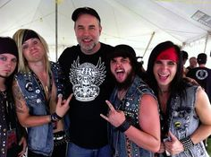 Chaotic Resemblence knows who ROCKS!!!! bladerunnerradio.com @ Rocklahoma 2015