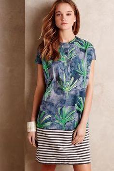 Virginia Johnson Sabal Palm Shift #anthrofave