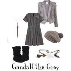 """Gandalf"" by michelle-geiser on Polyvore"